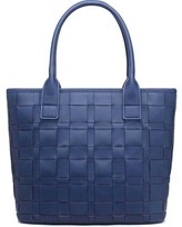 Women's CXL by Christian Lacroix Adele Woven Tote Bag