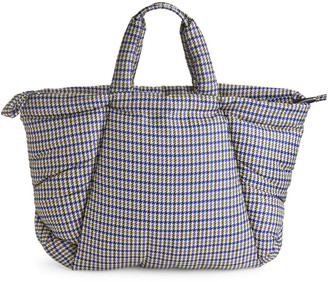 Arket Oversized Puffy Tote Bag