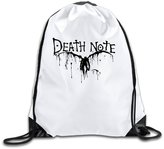 OAO Death Note Logo Drawstring Backpacks/Bags.
