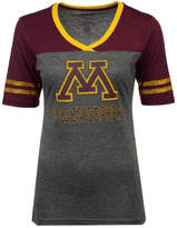 Colosseum Women's Minnesota Golden Gophers McTwist T-Shirt