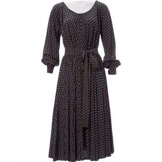 Jean Patou Multicolour Silk Dress for Women