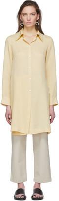 Julia Jentzsch Yellow Xavis Long Shirt