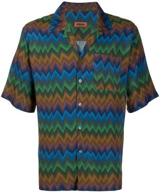 Missoni Short-Sleeved Shirt