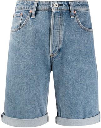 Rag & Bone mid rise Rosa shorts