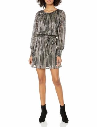 Ramy Brook Women's Jordan Long Sleeve Mini Dress