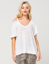 Free People Surfs Up Womens Tee