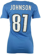Nike Women's Calvin Johnson Detroit Lions Player Pride T-Shirt