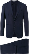 Tagliatore two piece suit - men - Cupro/Mohair/Virgin Wool - 46