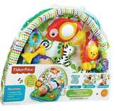Fisher-Price Busy Baby 3-in-1 Gym (Rainforest)