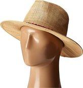 San Diego Hat Company Women's Raffia Panama Sun Hat