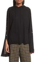 Robert Rodriguez Women's Merino Wool Reversible Hoodie