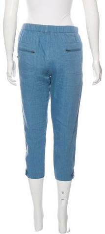 Etoile Isabel Marant Cropped Linen Pants w/ Tags