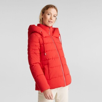 Esprit Recycled Hooded Padded Jacket
