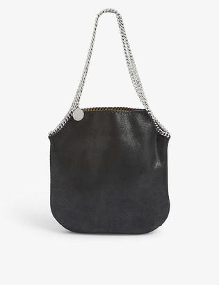 Stella McCartney Falabella large faux-leather shoulder bag
