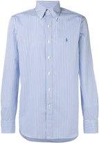 Polo Ralph Lauren striped shirt - men - Cotton - 17 1/2