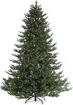 Sterling 7.5' Pre-Lit Natural Cut Rockford Pine Christmas Tree