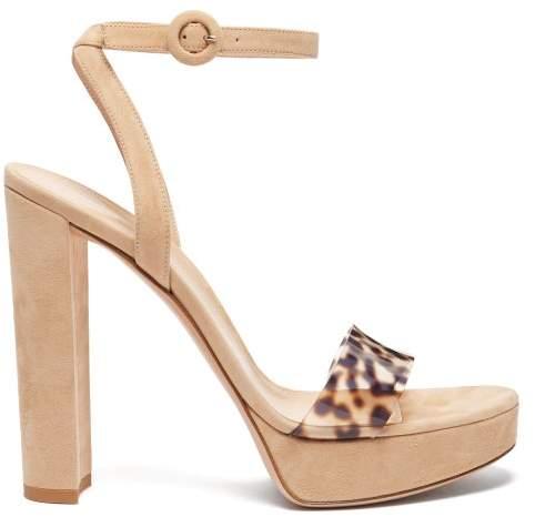666a690ba34 Nude Platform Heels - ShopStyle