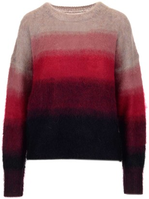 Etoile Isabel Marant Drussell Gradient-Effect Knit Pullover
