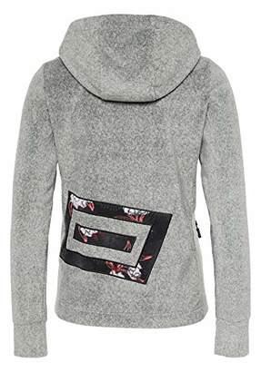 Chiemsee PlusMinus Design Women's Fleece Jacket, Womens, 1061402,M