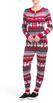 Juniors Christmas Onesie