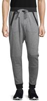 2xist Terry Drop Jogger Pants