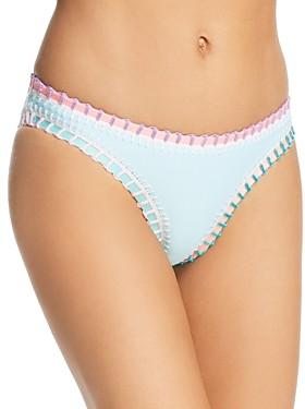Solange Platinum Inspired By Ferrarini Platinum inspired by Ferrarini Stitched Scoop Bikini Bottom - 100% Exclusive