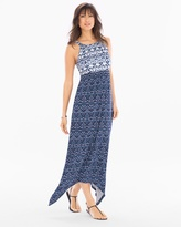 Soma Intimates Sleeveless High Neck Midi Dress