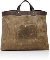 Ghurka Men's Larsen Extra-Large Tote Bag
