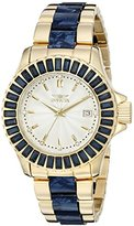 Invicta Women's 18878 Angel Analog Display Swiss Quartz Two Tone Watch