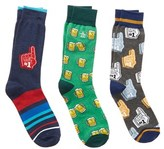 Original Penguin Pack Of 3 Socks.