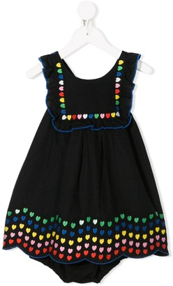 Stella McCartney Heart Print Dress