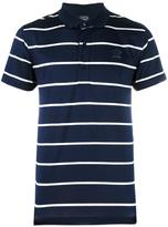 Paul & Shark striped polo shirt - men - Cotton - XL