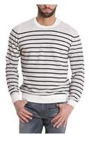 Tod's Men's Grey Cotton Sweater.