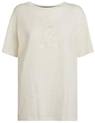 Tommy Hilfiger Crest Boyfriend T-Shirt