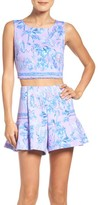 Women's Lilly Pulitzer Neri Crop Top & Shorts