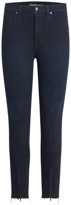 Joe's Jeans The Danielle High Rise Skinny Zip
