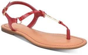 Tommy Hilfiger Landen Flat Sandals Women's Shoes