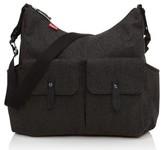 Babymel Infant 'Frankie' Diaper Bag - Grey