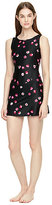 Kate Spade Falling florals skort dress