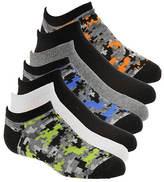 Stride Rite Boys' 6-Pack Caleb No Show Socks