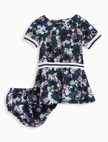 Splendid Baby Girl All Over Floral Print Dress