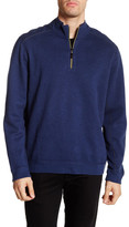 Tommy Bahama Flip Side Reversible Quarter Zip Pullover