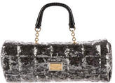 Dolce & Gabbana Sequined Handle Bag