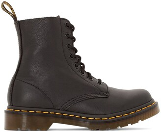 Dr. Martens 1460 Leather Ankle Boots with Lace-Up Fastening
