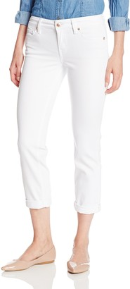 Level 99 Women's Relaxed Lily Mid Rise Crop Rollup
