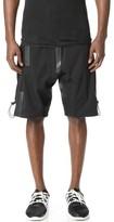 Y-3 Sport Rain Zip Shorts