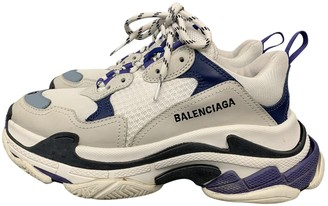Balenciaga Triple S Other Leather Trainers