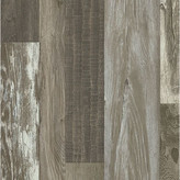 """Armstrong Architectural Remnants 8"""" x 48"""" x 12mm Oak Laminate in Old Original Barn Gray"""