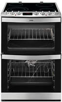 AEG 43172V-MN Freestanding Electric Cooker, Stainless Steel