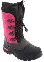 Baffin Boys' Pinetree Snow Boot Juniors - Charcoal/Fuchsia Boots